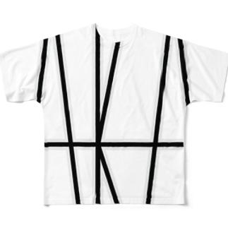 AKA Full graphic T-shirts