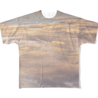 in the clouds Full Graphic T-Shirt
