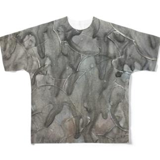 ὕδράργυρος Full graphic T-shirts