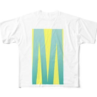 M Full graphic T-shirts