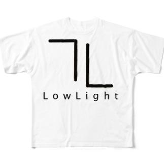 lowlight 2 Full graphic T-shirts