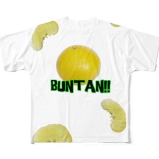 BUNTAN!! Full graphic T-shirts