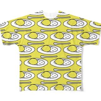 レモンライス Full graphic T-shirts