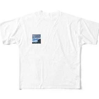 「明」暗分ける明治大学 Full graphic T-shirts