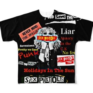 NANCY Full graphic T-shirts