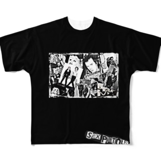 Sid and Nancy Full graphic T-shirts