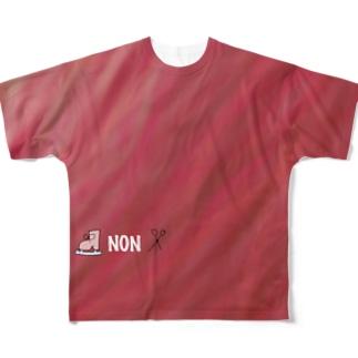 NON Full graphic T-shirts