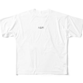 KASH『カシュ』 Full graphic T-shirts
