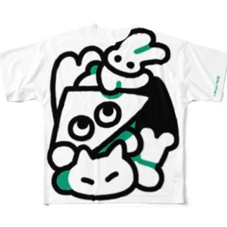 オッ Full graphic T-shirts