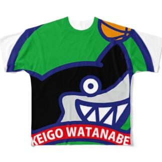 パ紋No.2912 KEIGO Full graphic T-shirts