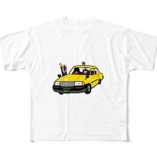 ムチャクチャ Full graphic T-shirts