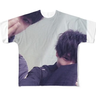 けいごくん Full graphic T-shirts