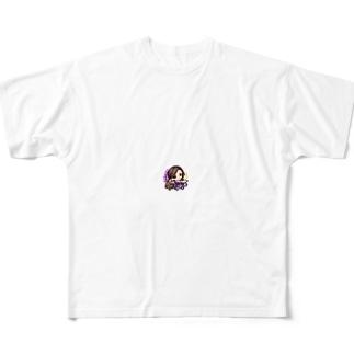 てすと Full graphic T-shirts