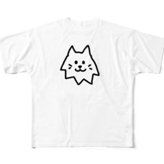 フレディ Full graphic T-shirts