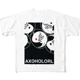 axoholorl Full graphic T-shirts