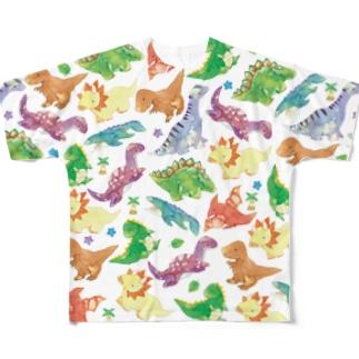 だいなそーT Full graphic T-shirts