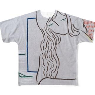 7月22日 Full graphic T-shirts