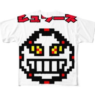 シュリーズ△ Full graphic T-shirts