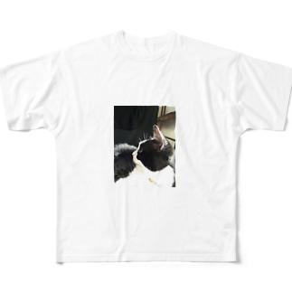 まなざし Full graphic T-shirts