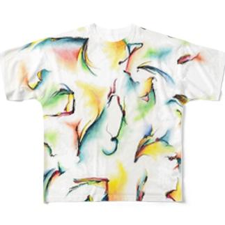 sudoshun-2 Full graphic T-shirts