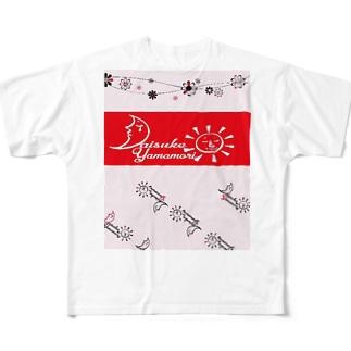 大輔ちゃん Full graphic T-shirts
