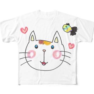 アニマルアイテムNo.1 Full graphic T-shirts