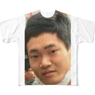上田グッズ Full graphic T-shirts