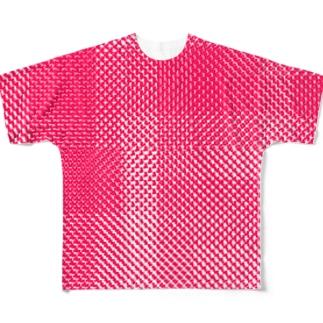 あの柄の袋になりきれる Full graphic T-shirts
