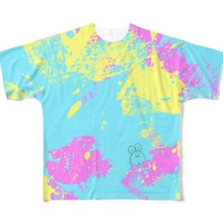 のりこめストリート Full graphic T-shirts