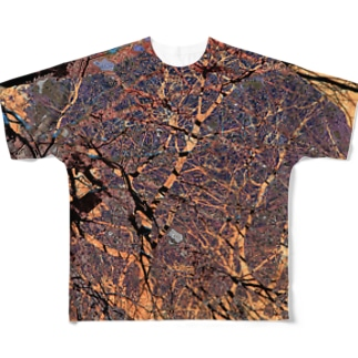 foresT Full graphic T-shirts