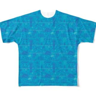 sealife Full Graphic T-Shirt