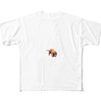 ティナ Full graphic T-shirts