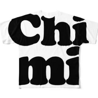 Chi mi Full graphic T-shirts