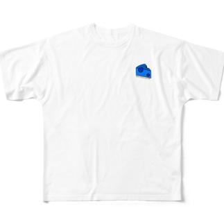 blue cheese  Full Graphic T-Shirt