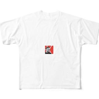最高のドラマーグッズ Full graphic T-shirts