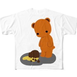 放心 Full Graphic T-Shirt