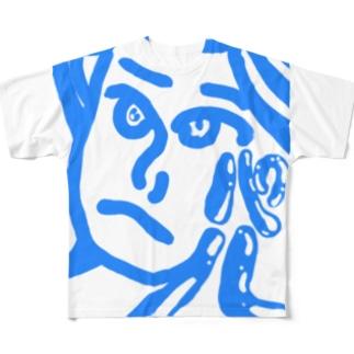ぱる Full graphic T-shirts