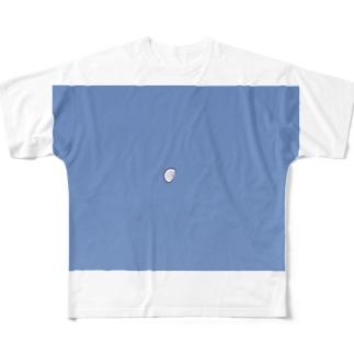 月🌓2 Full graphic T-shirts