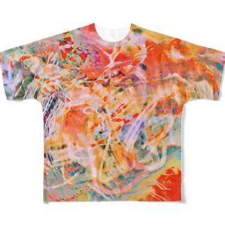 ④④ Full graphic T-shirts
