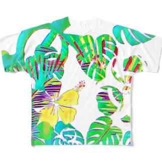 ? Full graphic T-shirts