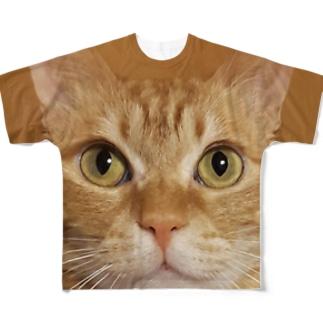 ☆太陽☆ Full graphic T-shirts