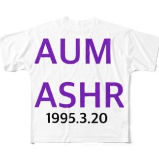 AUM Full graphic T-shirts