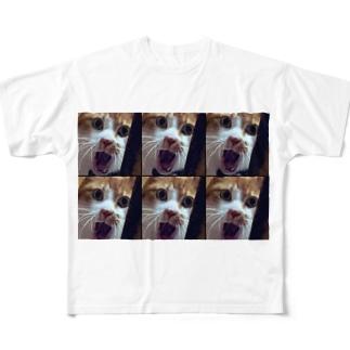 オチョリコペリコ!!! Full graphic T-shirts