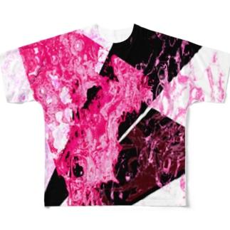 pierce Full graphic T-shirts