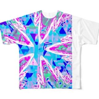 201704XX フルグラフィックTシャツ