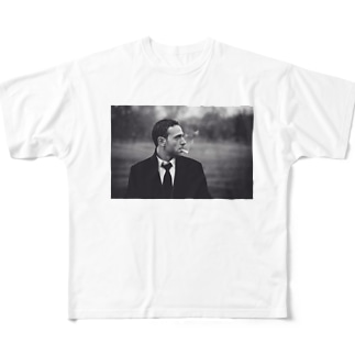 すもーく Full graphic T-shirts