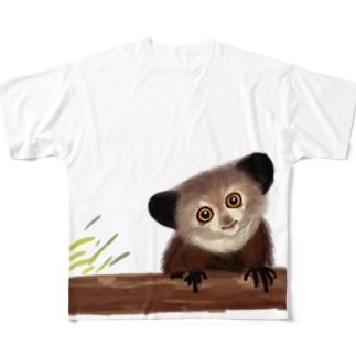 アイアイ Full Graphic T-Shirt