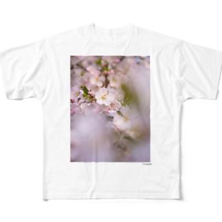 SAKURA 2 Full graphic T-shirts