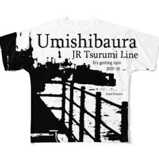 Umishibaura Full graphic T-shirts