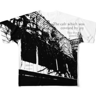 アイビーカフェ Full graphic T-shirts
